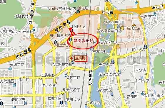 朝阳市北票地图