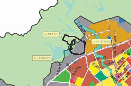 龙岗区各街道地图